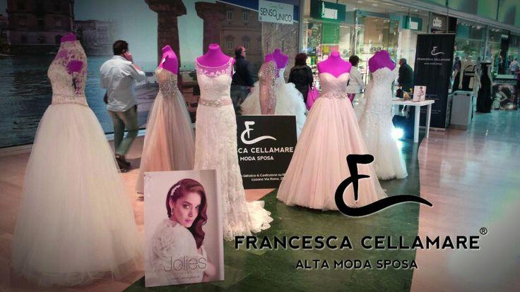 Atelier Alta Moda Sposa Francesca Cellamare Lizzano TA via Roma 208 info appuntamenti 3206104402
