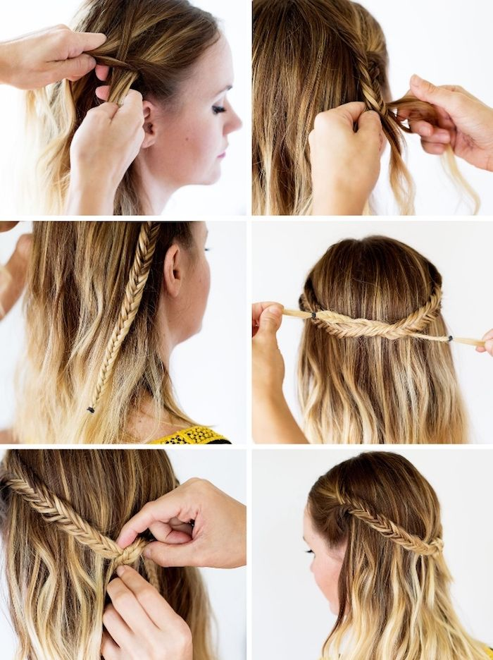 Simple Braiding Hairstyles 110 Cool Ideas And Instructions