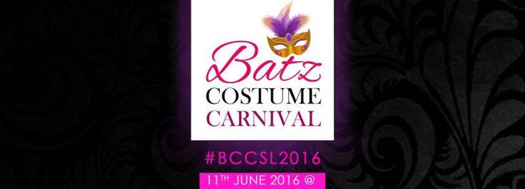 BATZ COSTUME CARNIVAL 2016   http://www.srilankanentertainer.com/sri-lanka-events/batz-costume-carnival-june-2016/