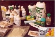 Cultivo e uso do nim: solubilidade do composto
