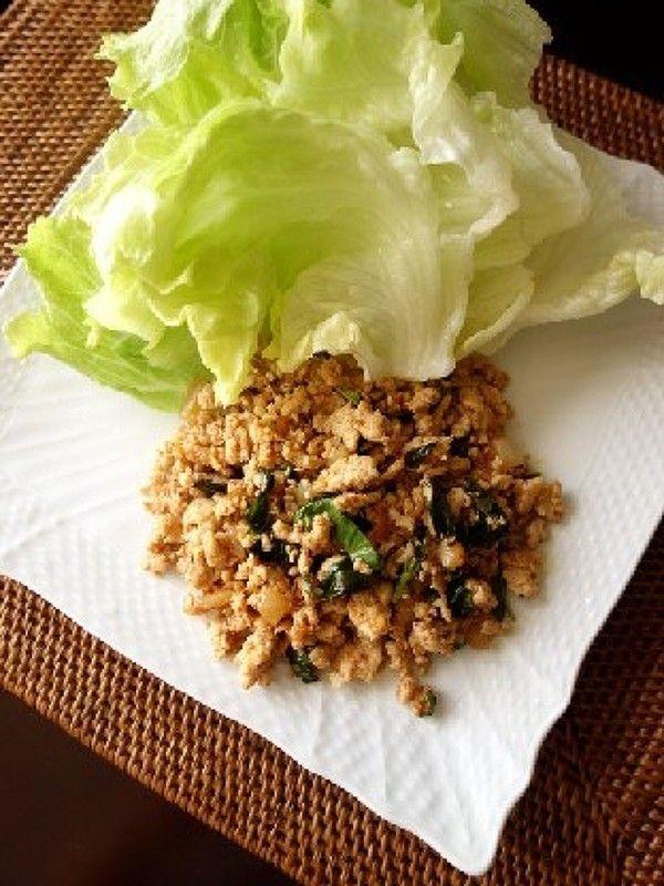 タイ風挽肉のレタス包み by Y's | レシピサイト「Nadia | ナディア ...