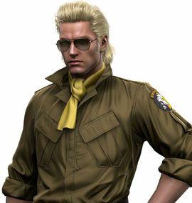 Kazuhira Miller - Metal Gear Wiki - Wikia