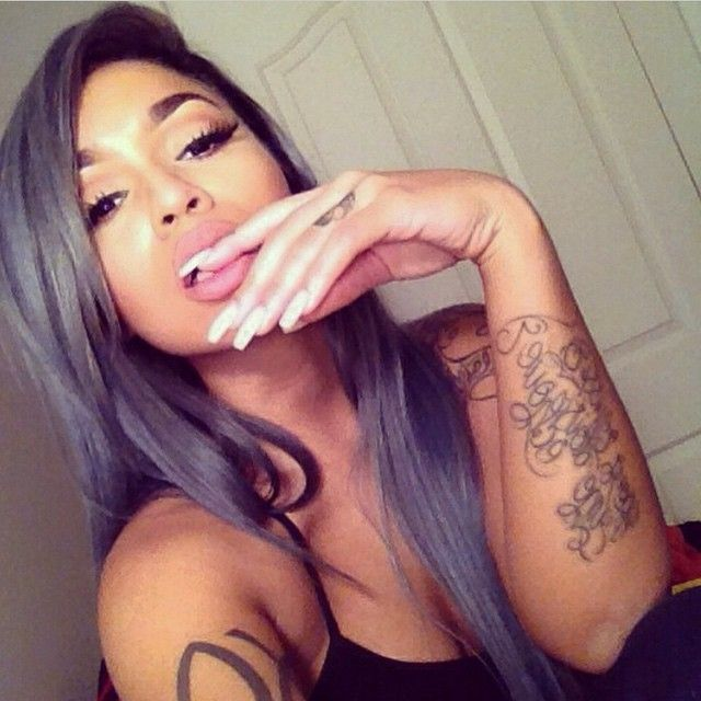 Even More Hair Color Combinations On Black Women That Will Blow Your Mind 4