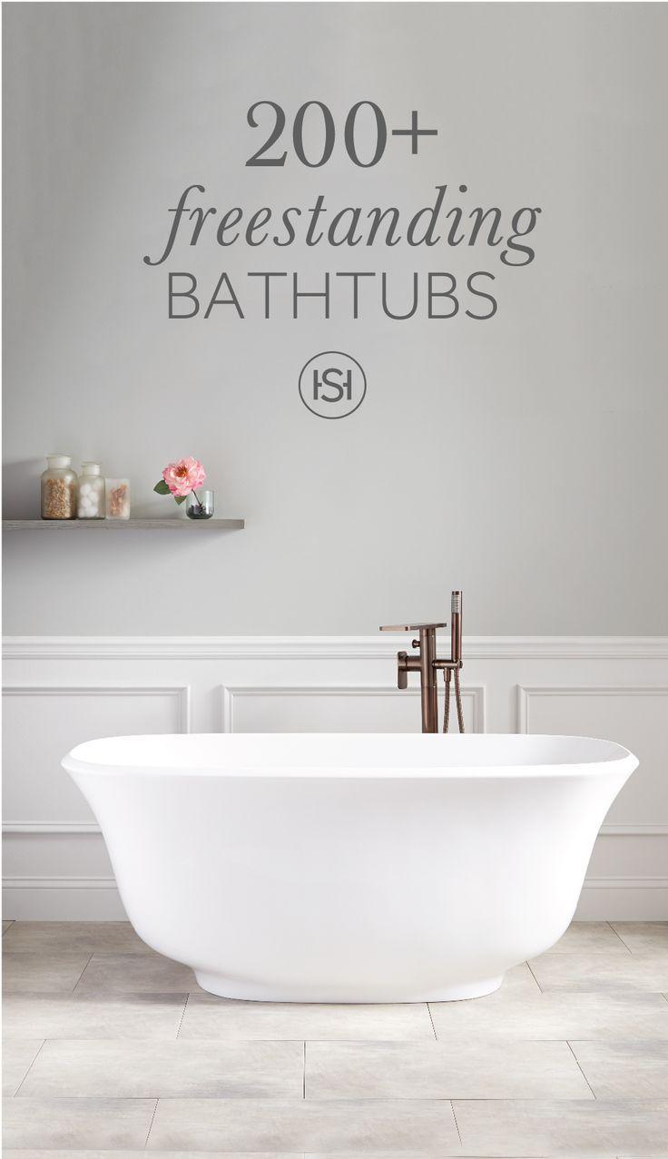 25 best ideas about freestanding bathtub on pinterest. Black Bedroom Furniture Sets. Home Design Ideas