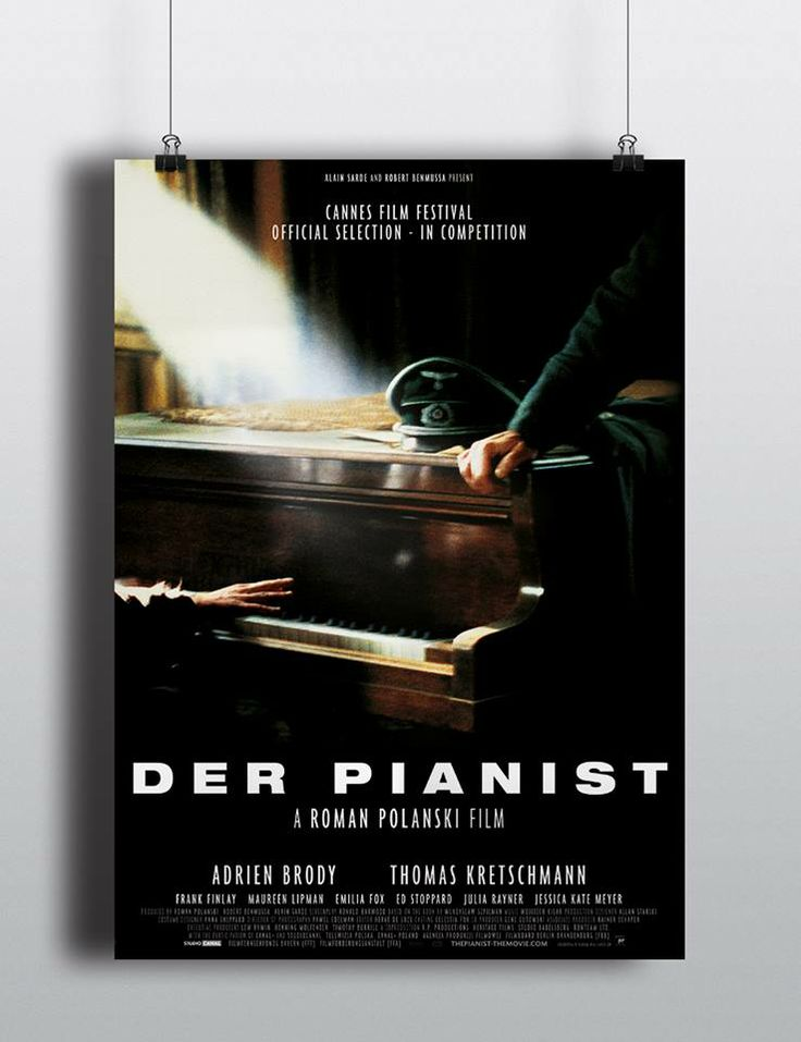 the pianist directed by roman polanski essay The pianist character essay analysis of the themes presented in the critically acclaimed film the pianist director roman polanski.