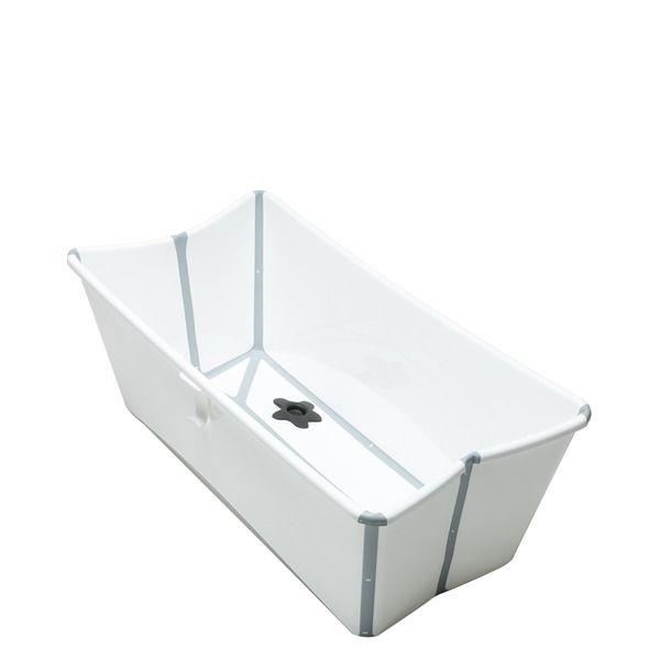 Bañera plegable Stokke ® Flexi Bath blanco - Bañar a tu Bebé - Bañeras - El Corte Inglés - Bebés 44€