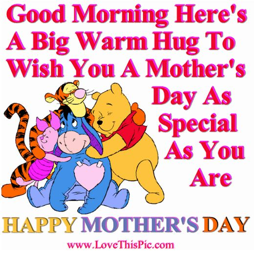 Image result for good morning happy mothers day