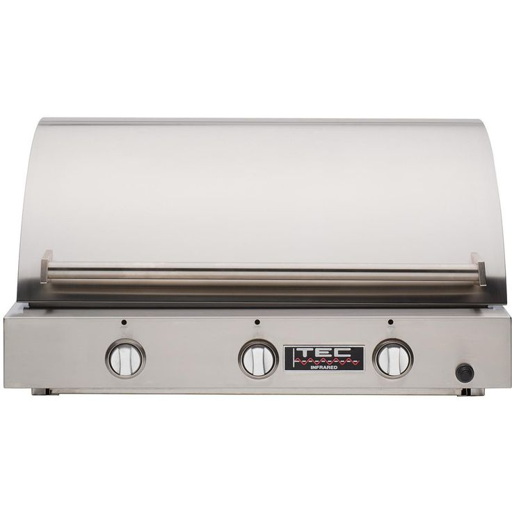 TEC Sterling G3000 FR 36-Inch Built-In Infrared Natural Gas Grill - G3RNTFR TEC Sterling G3000 FR 36-Inch Built-In Infrared Natural Gas Grill - G3RNTFR