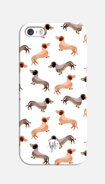 weenie dog iPhone case | Casetify