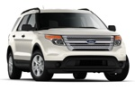 I love the New Ford Explorer