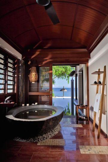 Exotic: Hotel dans le lagon des Tortues
