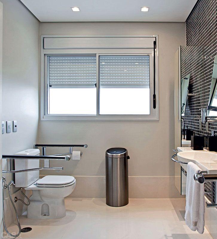 Adesivo De Espelho Para Banheiro ~ +1000 ideias sobre Banheiro Para Deficientes Físicos no