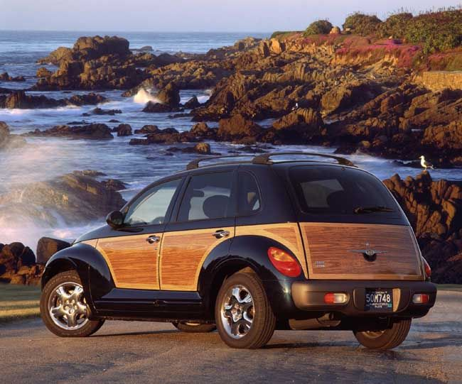 pt cruiser woody - Google Search