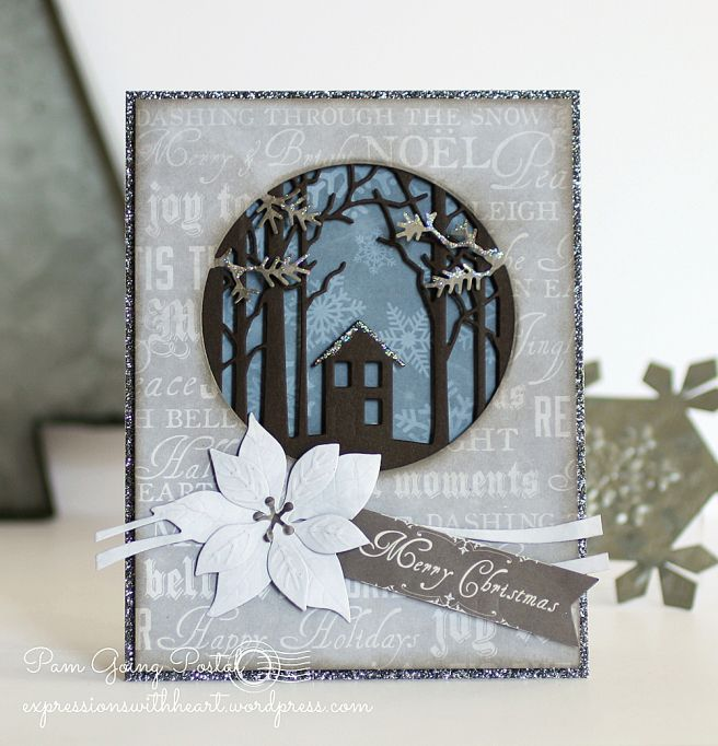 pam-sparks-2-house-in-the-woods-pine-branch-circle-frosted