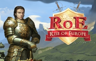 Rise of Europe « Browser Game - DotMMO.com