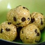 Raw cookie dough bites: Healthy Cookie Dough, Cookie Dough Bites, Food, Raw Cookie Dough, Recipes, Dessert