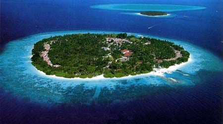 Maldives - Bandos island resort, where my lovely husband asked me to marry him...