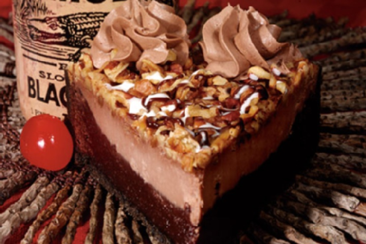 Mississippi Mud Cheesecake | Favourite Recipes | Pinterest