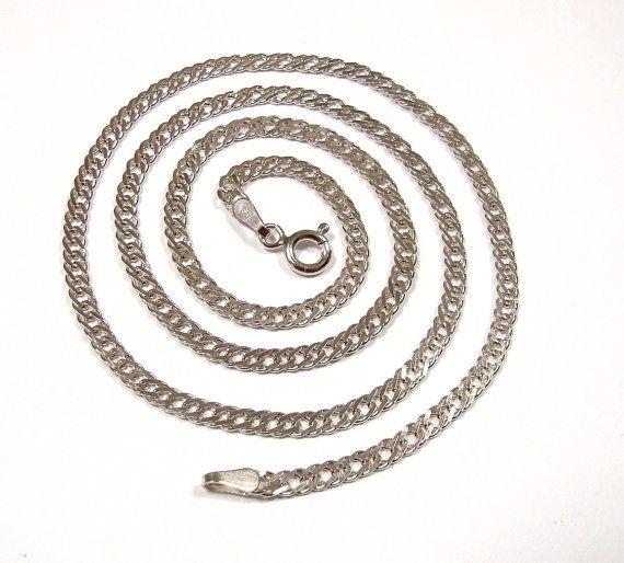 ROMBO  chain   sterling silver 925  length to by DawidPandel, zł50.00