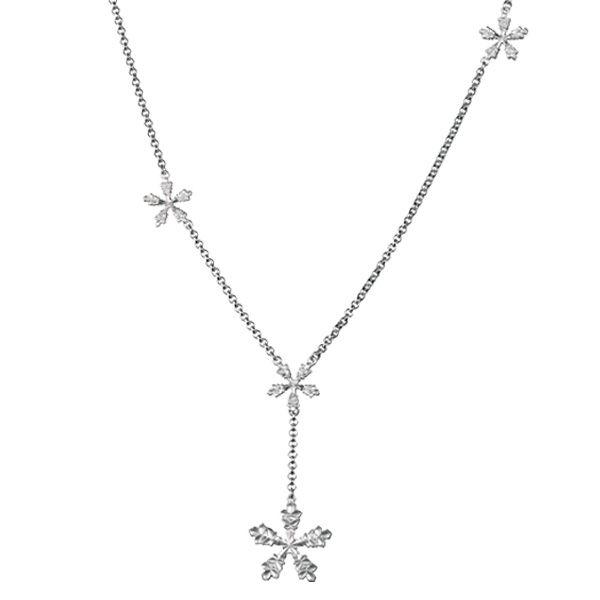 Kalevala Koru - Lumihiutale, kääty / Kalevala Jewellery - Snowflake, necklace
