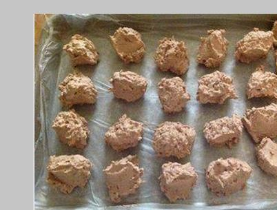 Low Carb Chocolate Cream Cheese Clouds 1 -8oz cream cheese, soft 1-stick butter, 3/4 c sweetner 1/2 Tbs cocoa powder Blend, drop by tsp on baking sheet and freeze