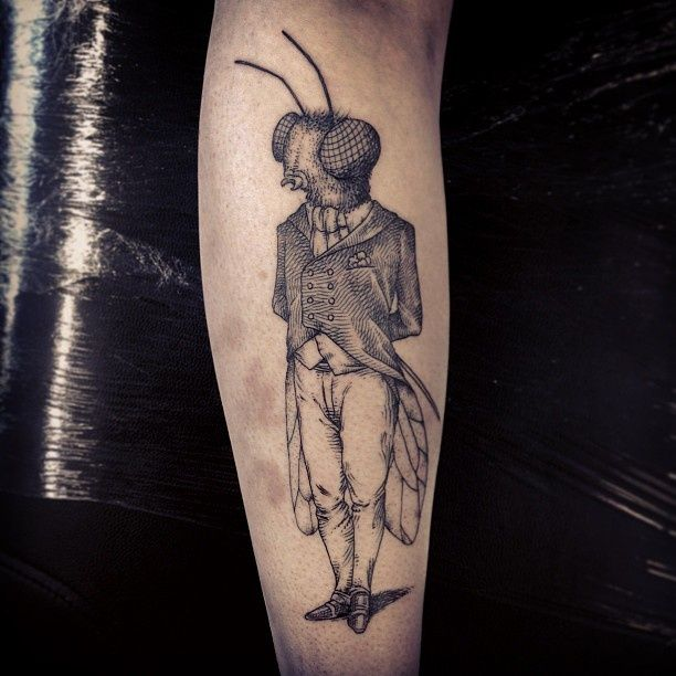 17 best images about tattoo on pinterest mc escher for Blood poisoning from tattoo