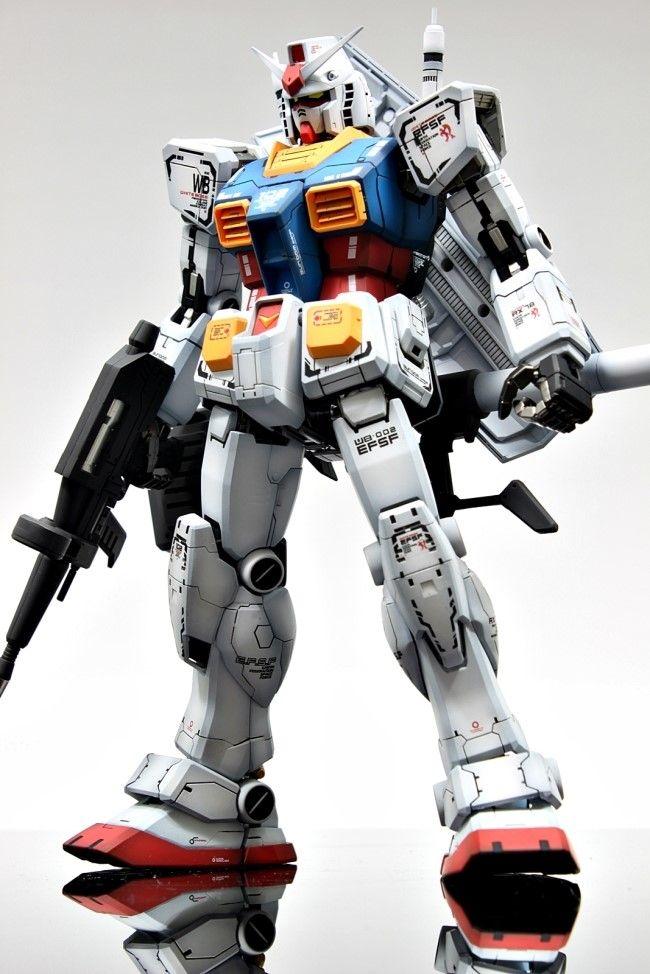 [MG] RX-78-2 GUNDAM :: 네이버 블로그