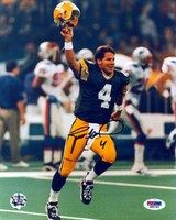 Brett Favre Autographed 8x10 Photo Green Bay Packers PSA/DNA Stock #16502