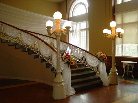 Stairway Decorations