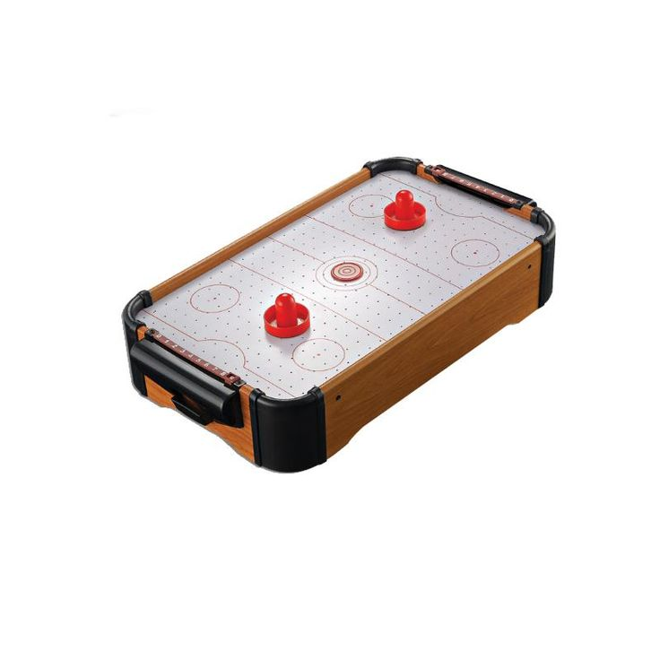 Air Hockey Table Hockey Tables Children Play Sports Equipment With Electrical Air Powered Motor For Real Air Flow For Kids