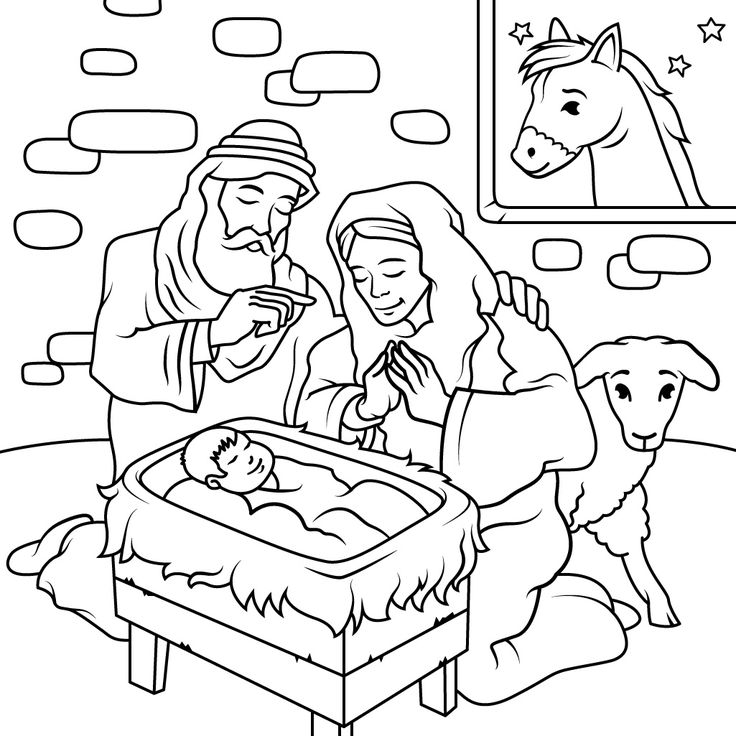 Bible Coloring Book | Bible Coloring Pages | Coloring ...