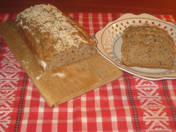 Celozrnný ovsený chlebík (fotorecept) - obrázok 6