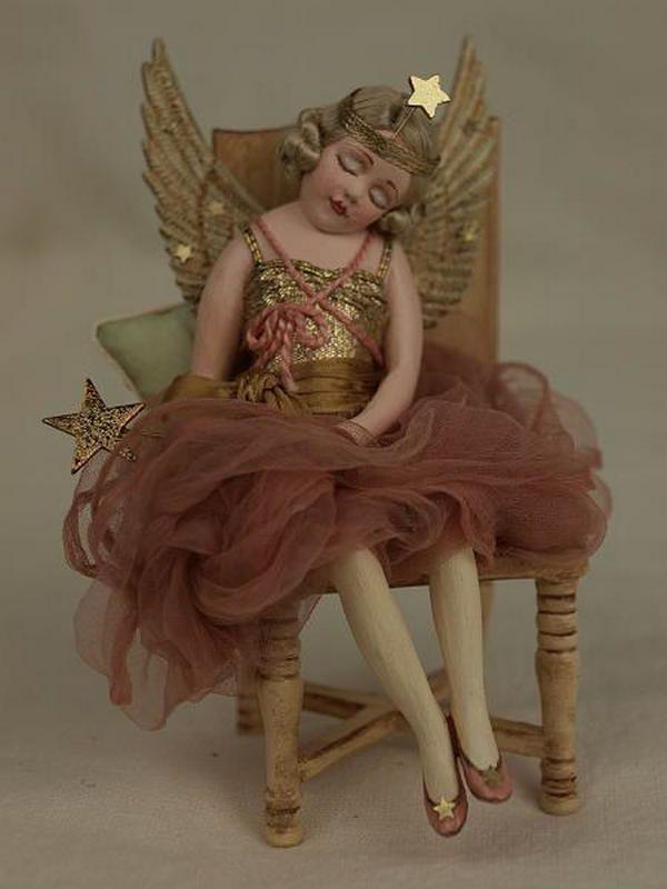 Волшебная миниатюра Gale Elena Bantock - Ярмарка Мастеров - ручная работа, handmade