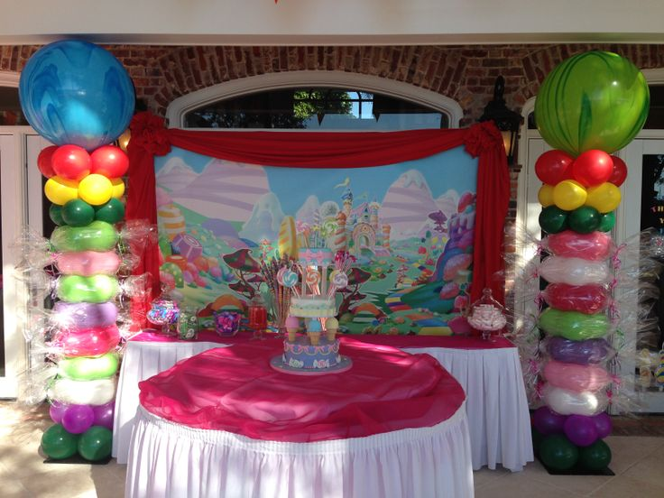 17 Best images about Balloon Columns on Pinterest Dance ...
