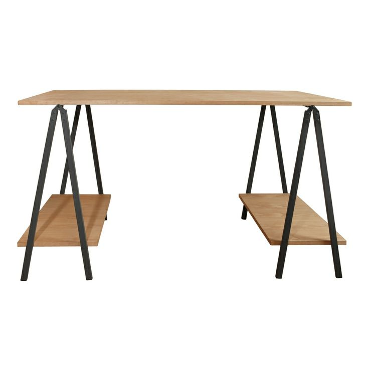Functional desk for self-assembly. Made by Neo-Spiro.