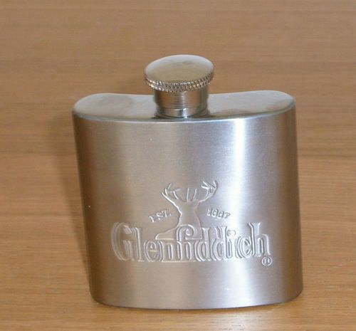 Fiaschetta da tasca Glenfiddich