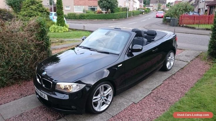 BMW 120i M Sport Convertible #bmw #120 #forsale #unitedkingdom