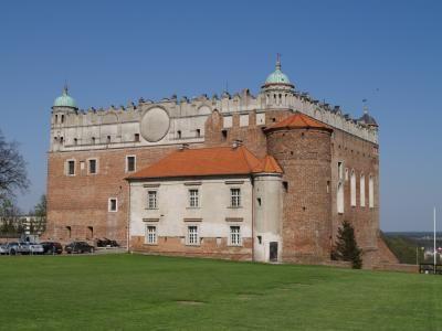Another Polish castle to visit - Zamek Golubski, originally built in 14th century by the Teutonic Knights. Located in Golub-Dobrzyn, Poland.
