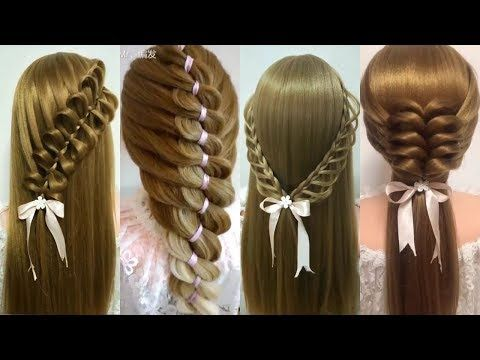 18 Amazing Hair Transformations – Easy Beautiful Hairstyles Tutorials Best Hairs…
