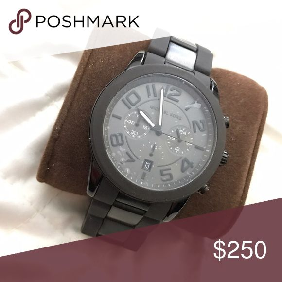 Brand New Michael Kors Watch-Men New! Never worn never used Michael Kors watch for men. New in box...bought as a gift, ended up not giving as gift...lost receipt to return. Michael Kors Accessories Watches
