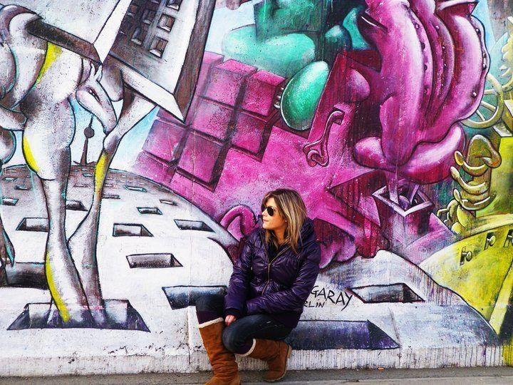 Berlín- Muro de Berlín