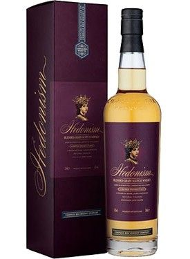Aged for up to 15 years, this whisky was named the World's Best Grain Whisky twice by Whisky Magazine.