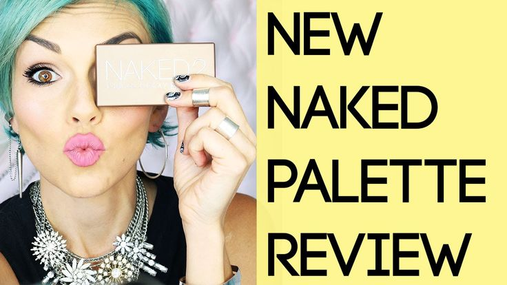 NEW URBAN DECAY NAKED BASICS 2 PALETTE REVIEW VIDEO..short and sweet: