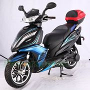 150cc gas power scooters,150cc Moped Scooter with CVT Fully Automatic Transmissi