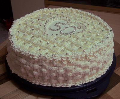 17 migliori idee su torte per anniversario di matrimonio for Decorazioni 50 anni di matrimonio