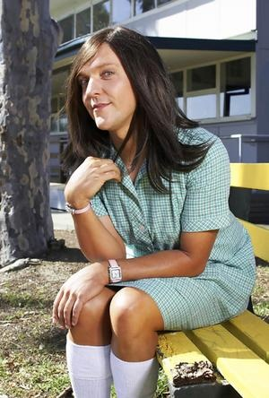 public schools are so random - Chris Lilley, Summer Heights High