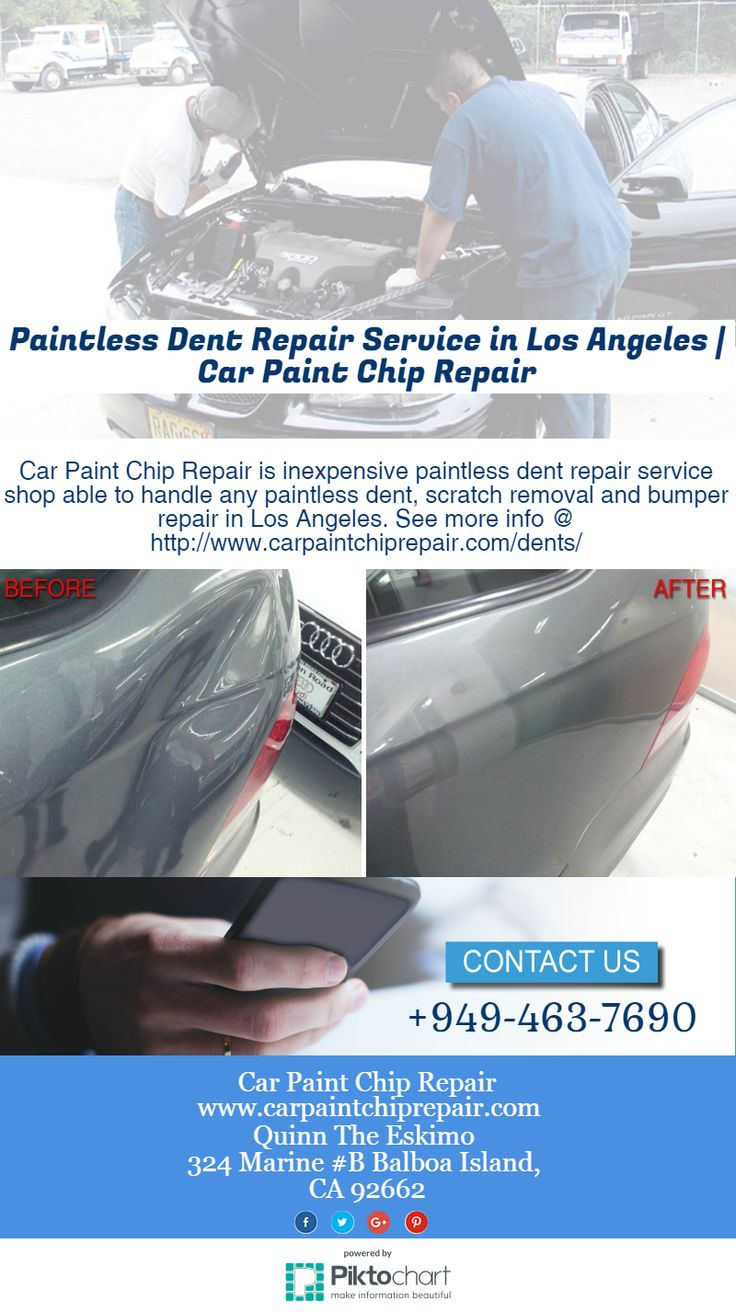 Paintless Dent Repair Service in Los Angeles | Car Paint Chip Repair  Car Paint Chip Repair is inexpensive paintless dent repair service shop able to handle any paintless dent, scratch removal and bumper repair in Los Angeles.