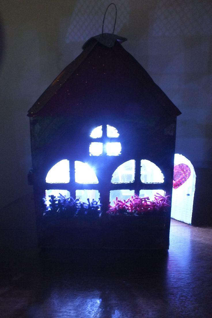 advent lantern