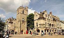 Carfax, cuore morale di Oxford