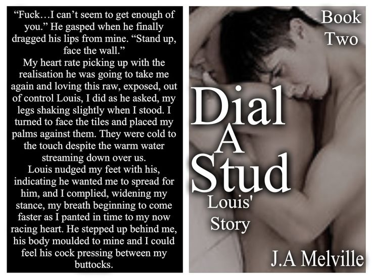 Another teaser from Dial A Stud, Louis' Story, coming early 2016